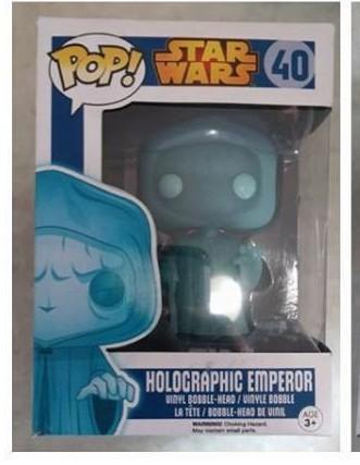 #40 Emperador Holográfico