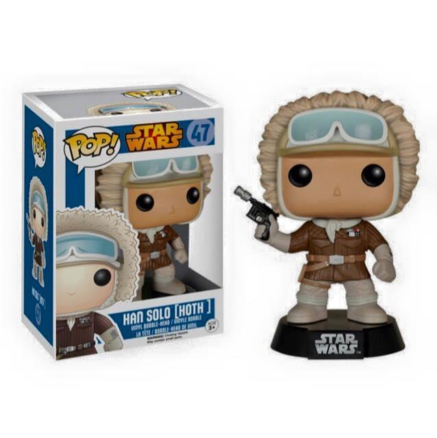 #47 Han Solo (Hoth)
