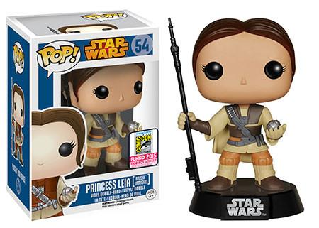#54 Princesa Leia sin casco (Boushh)
