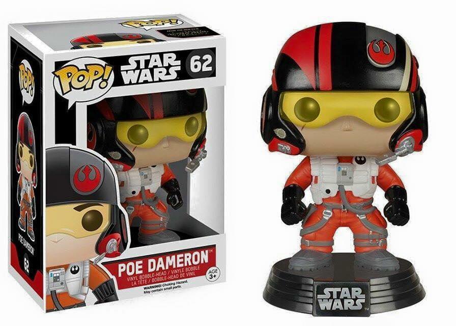 #62 Poe Dameron