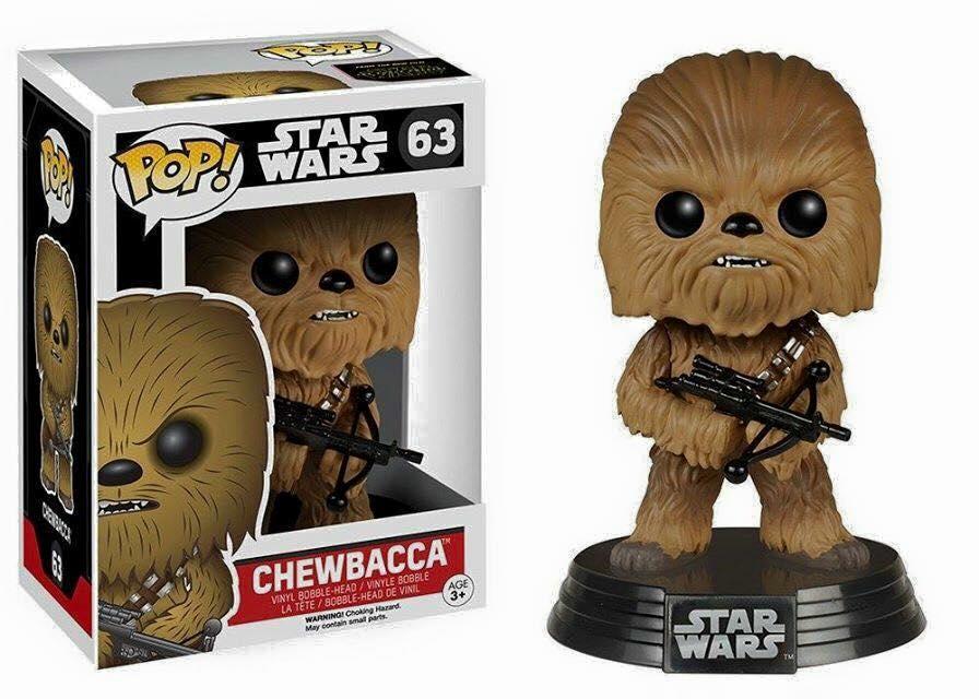 #63 Chewbacca