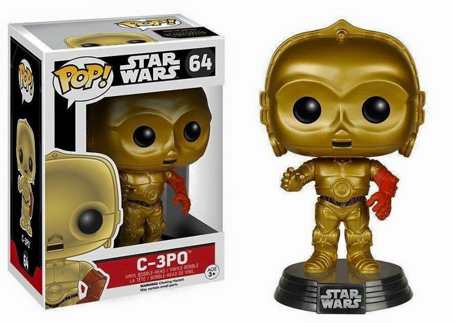 #64 C-3PO