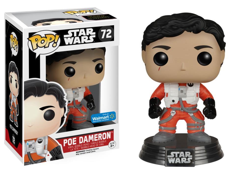 #72 Poe Dameron
