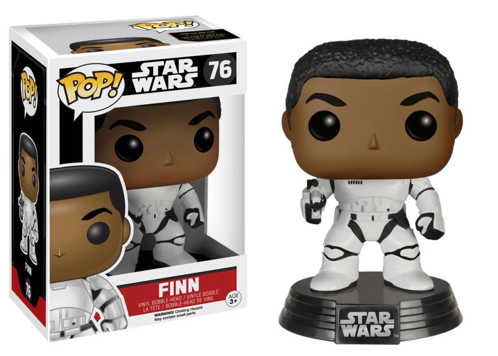 #76 Soldado de asalto Finn