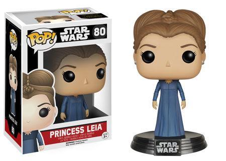 #80 Princesa Leia
