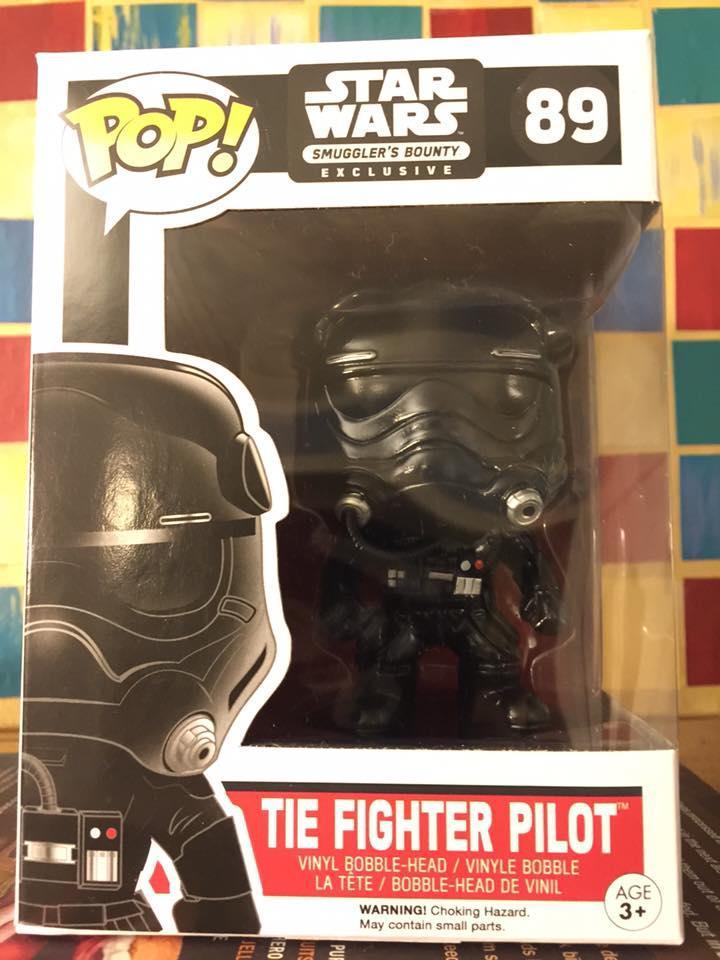 #89 Piloto de caza TIE de la Primera Orden