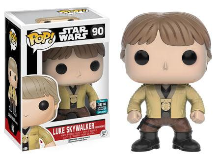 #90 Luke Skywalker condecorado