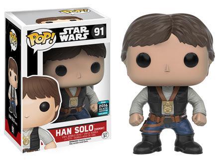 #92 Han Solo condecorado