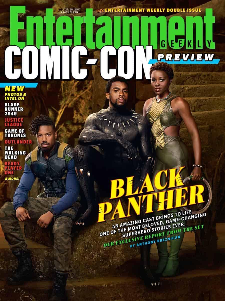 Black Panther - 20 nuevas imágenes de la película de Marvel