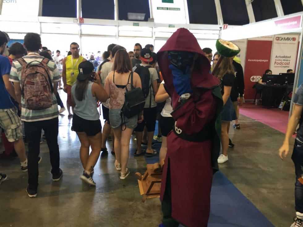 Cosplay Tenerife Lan Party