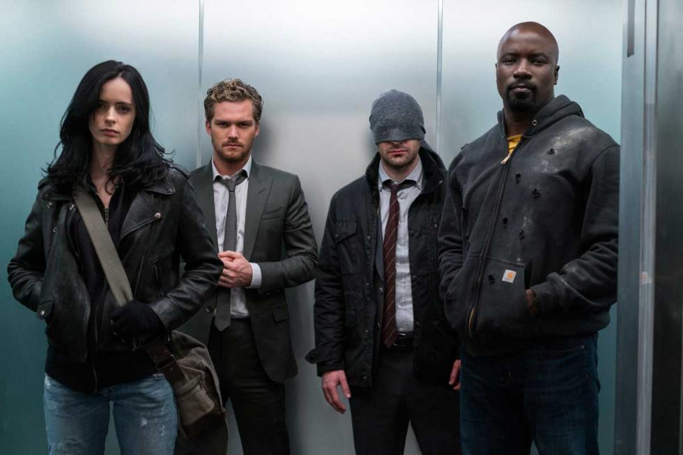 The Defenders - La nueva serie de Netflix y Marvel