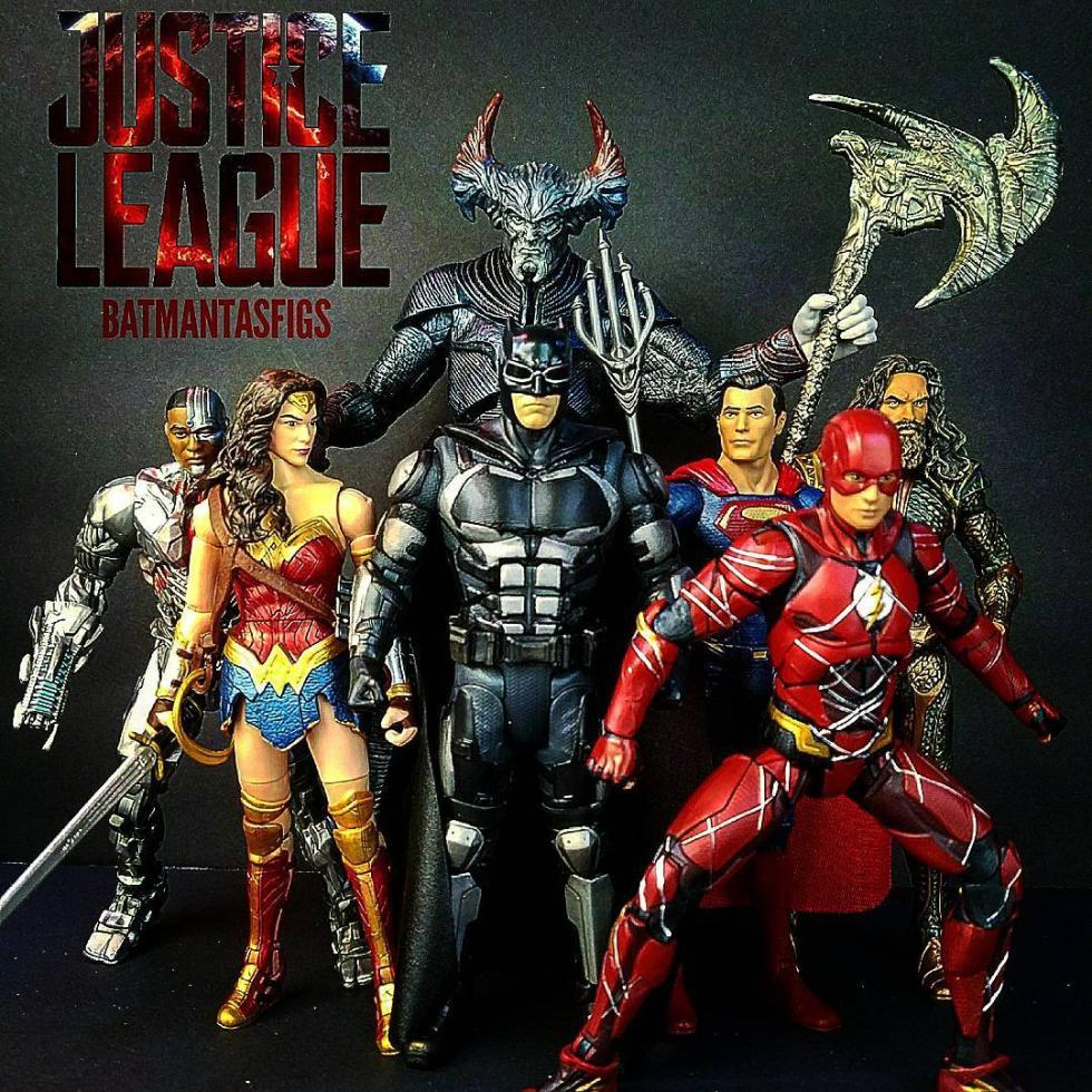 La Liga de la Justicia estrena nuevo tráiler durante la ...