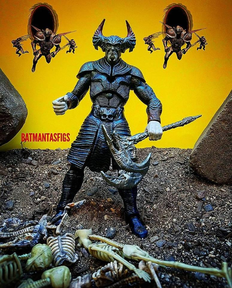 Figuras Hot Toys Steppenwolf