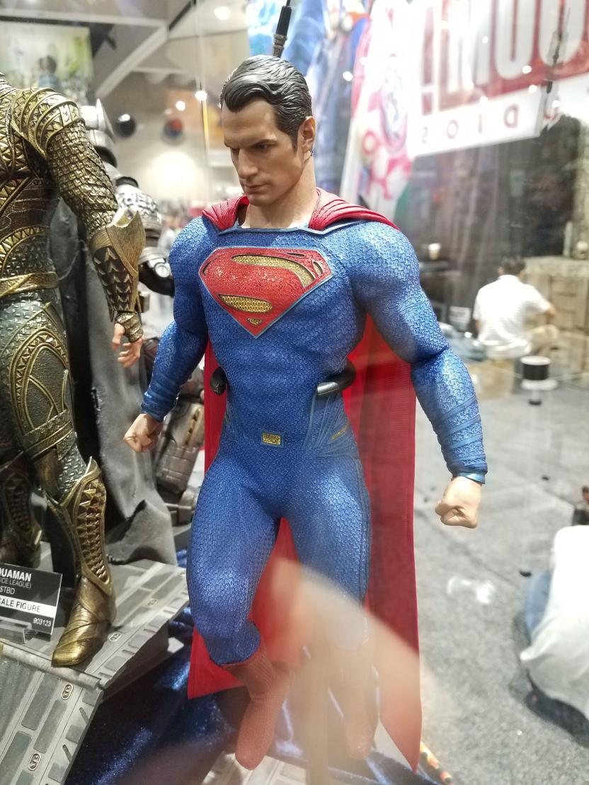 Figuras Hot Toys Superman