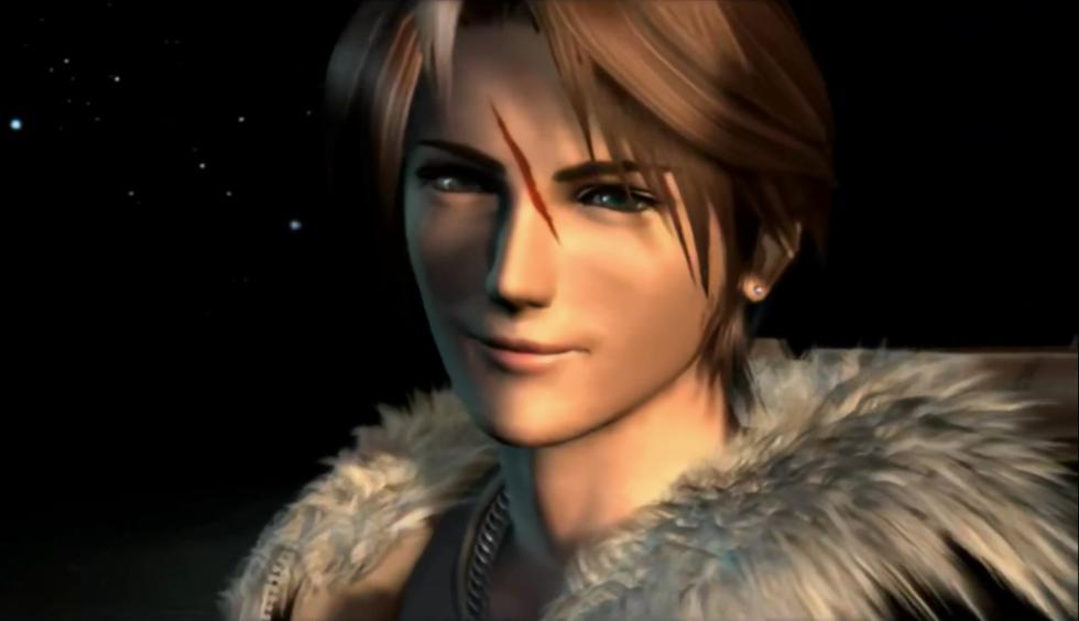 Se gasta más de 40.000$ en parecerse a Squall de Final Fantasy VIII