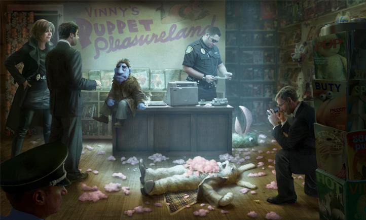 Melissa McCarthy , Muppets, Brian Henson