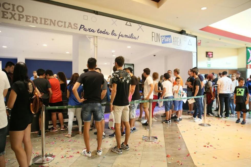 Inauguración Hype Station en Ponferrada