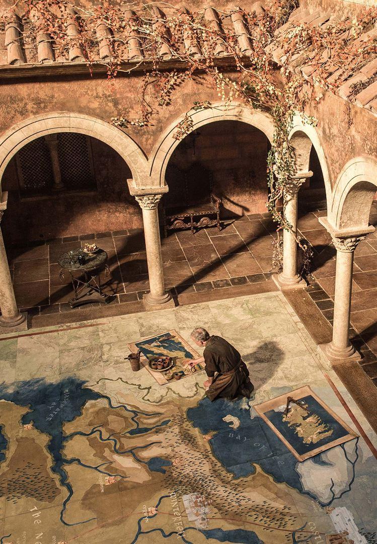 Juego de Tronos 7x01: Dragonstone - Primeras imágenes del capítulo