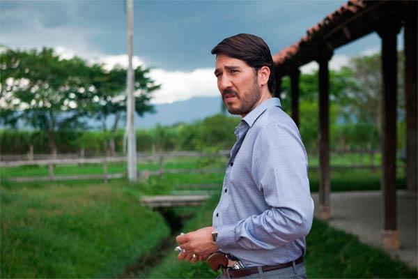 Pacho Herrera (Alberto Ammann) en Narcos