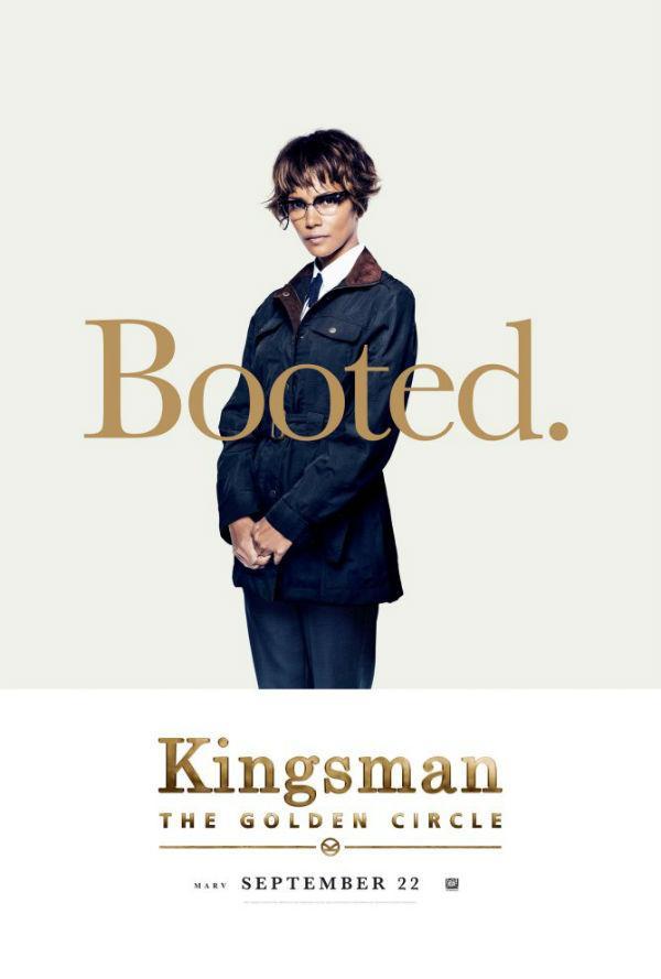Halle Berry en Kingsman: El círculo de oro