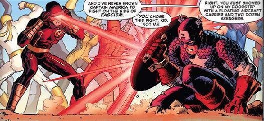 Review de Los Vengadores vs. La Patrulla-X, tomo 1 del crossover