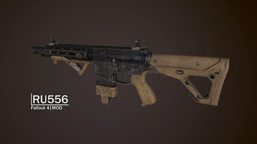 RU556 Fallout 4