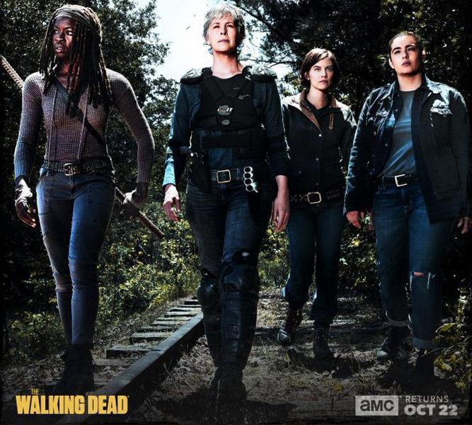 The Walking Dead 8x01 - Análisis del capítulo \
