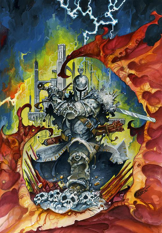 Alfonso Azpiri - Dark Souls II