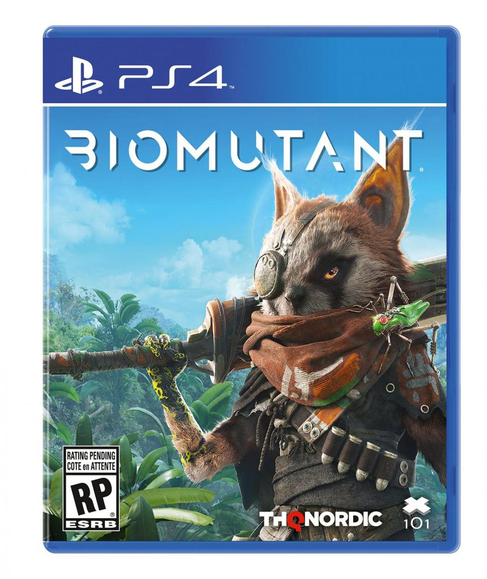 Biomutant para PS4, Xbox One y PC