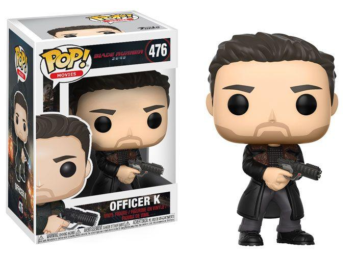 Figuras, Deckard, Oficial K