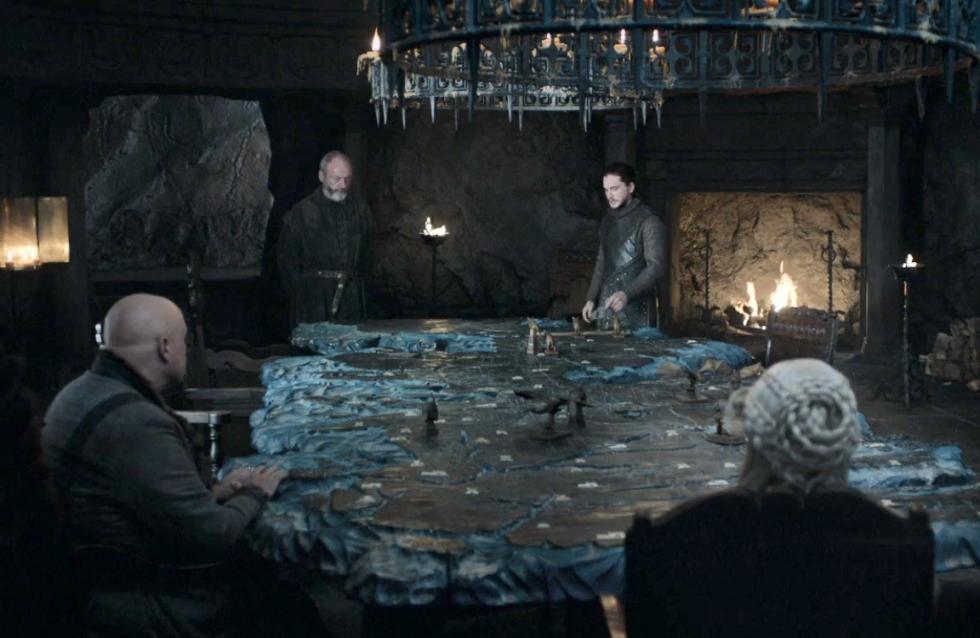 Juego de Tronos - Primeras imágenes del episodio 7x05: Guardaoriente
