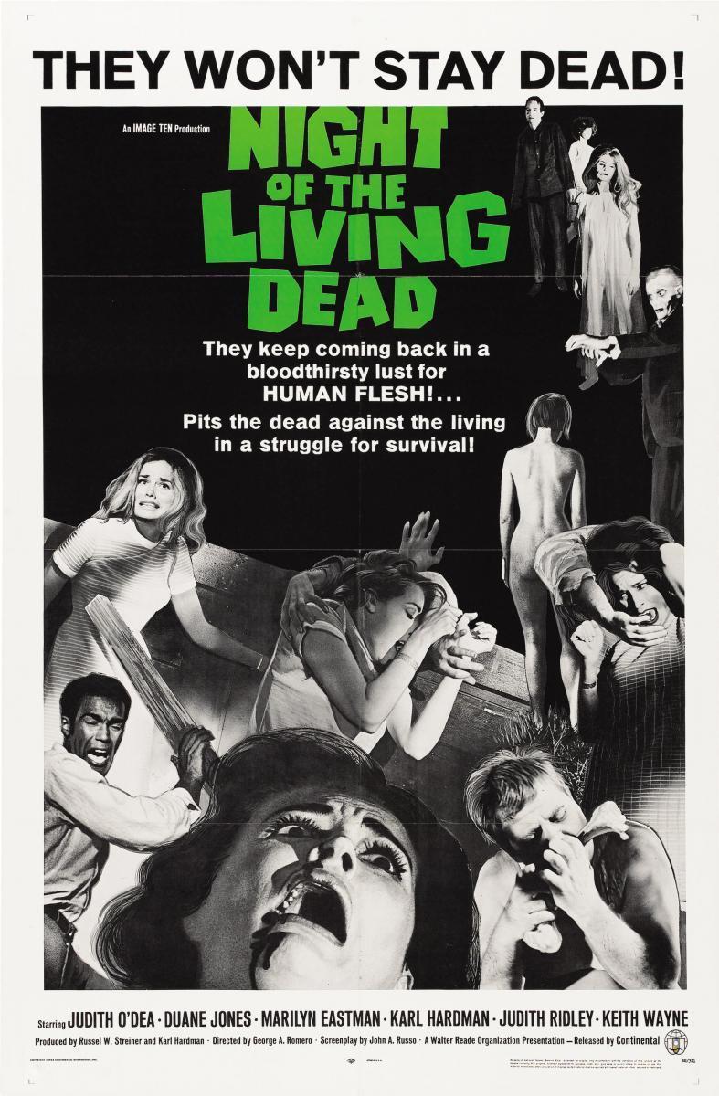 Las 20 mejores películas de zombies de la historia