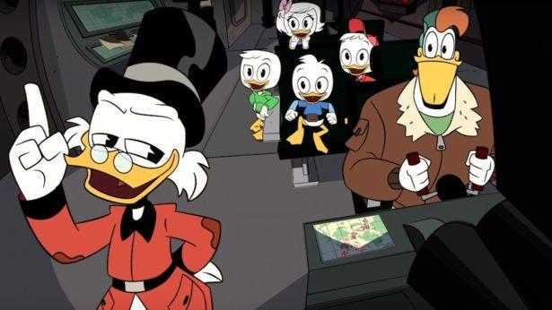 ¡Patoaventuras vuelve! - Primeras impresiones de Ducktales 2017