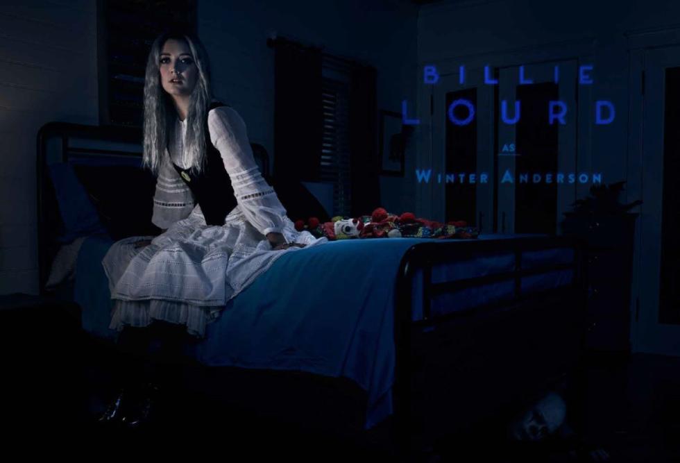 Pósters de personajes de American Horror Story: Cult