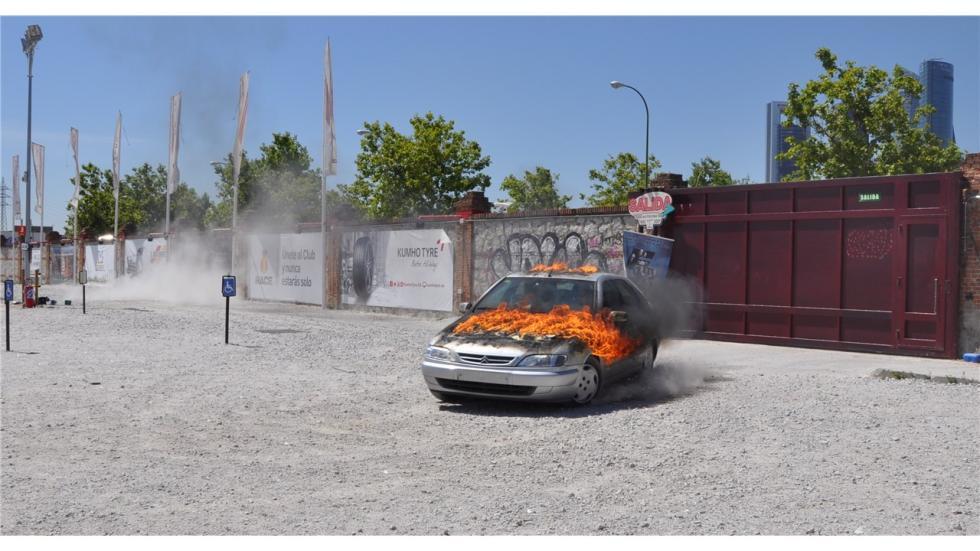 Presentación DVD 'Fast & Furious 8'
