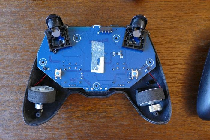 Prototipos de All Controller
