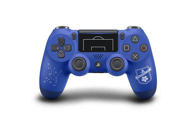 PS4 DualShock 4 de PlayStation F.C.
