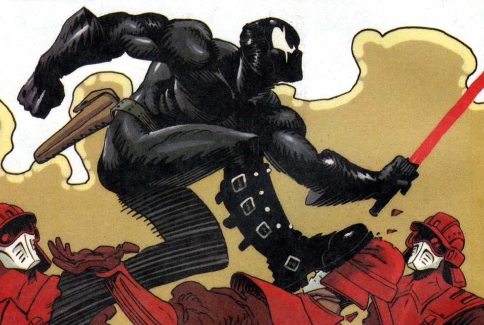Review de Grendel, de Matt Wagner - Volumen 4: Prime