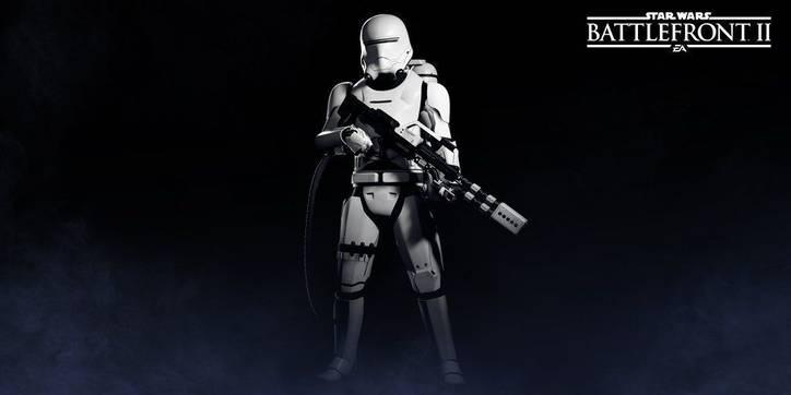 Star Wars Battlefront 2 - First Order Flametroopers
