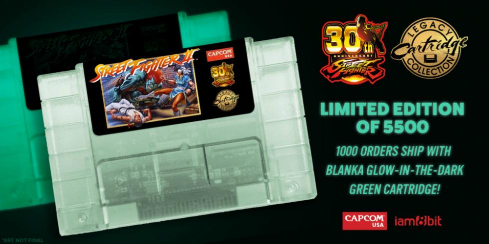 Street Fighter II para SNES