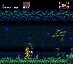 Super Metroid SNES