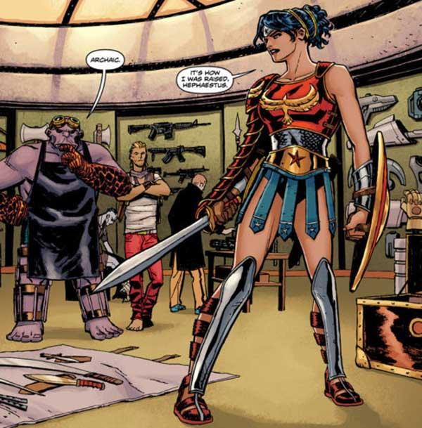 Wonder Woman: Agallas - tomo 2