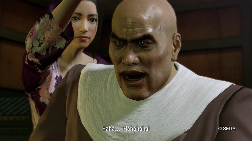Yakuza Kiwami 5