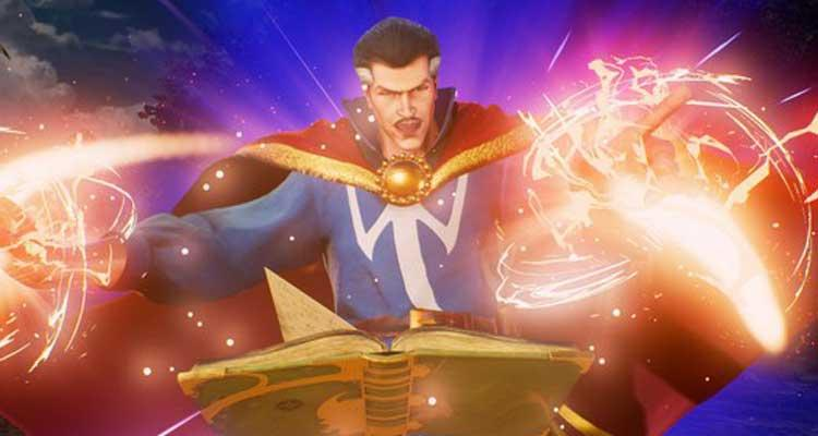 Los 19 personajes de Marvel vs. Capcom Infinite