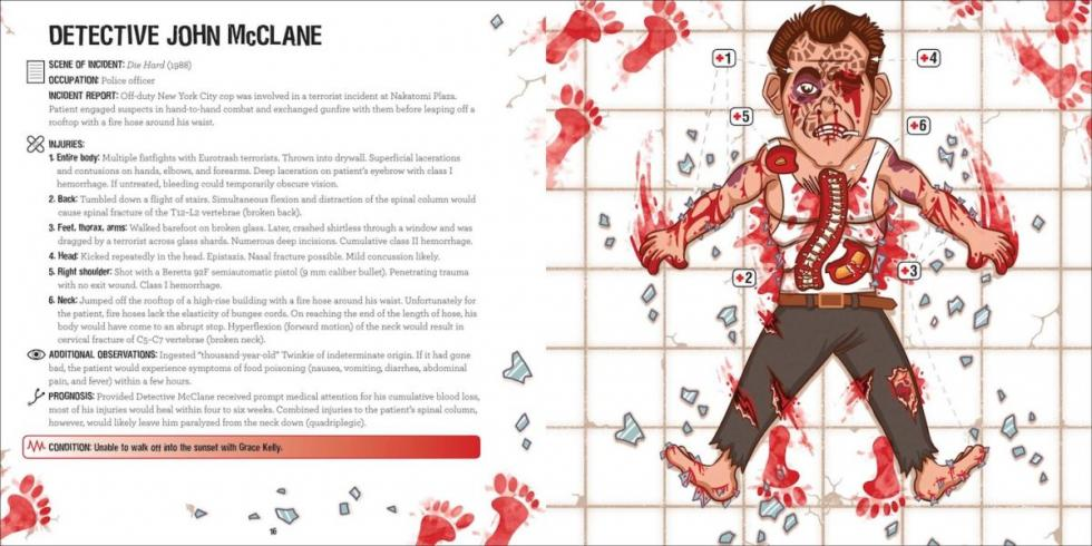 Ain't got time to bleed - John McClane