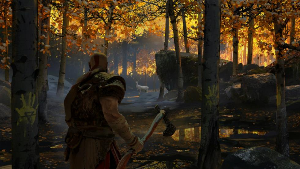 Arte conceptual de God of War