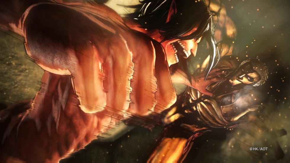 Attack on Titan 2 para PS4 y Xbox One