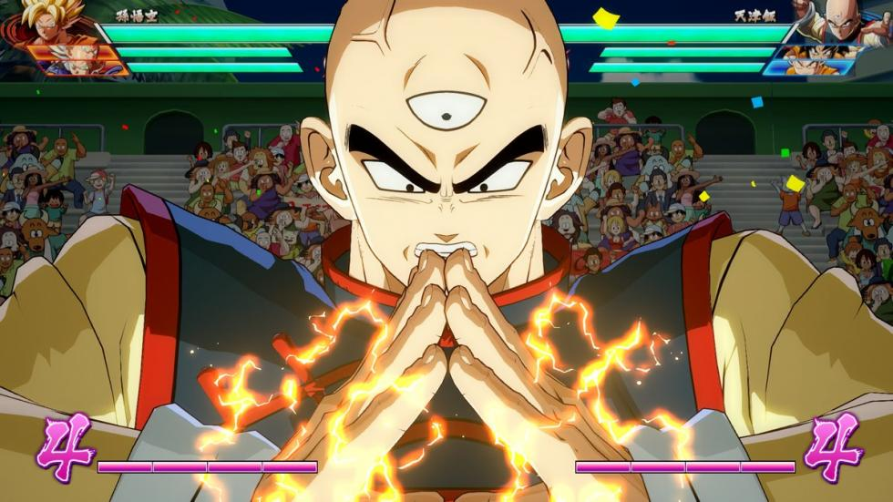 Dragon Ball FighterZ - Ten Shin Han