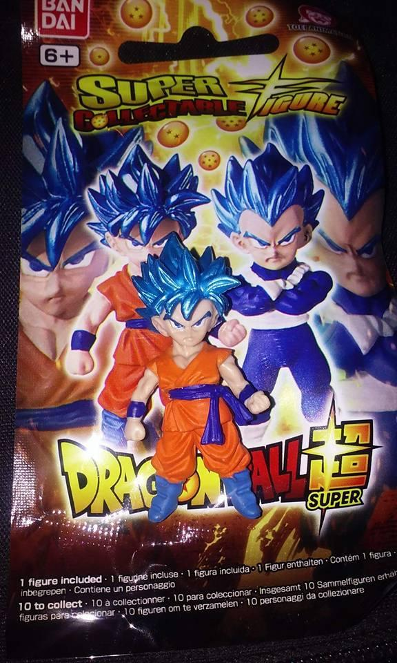 Dragon Ball Super figuras