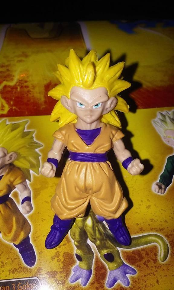 Dragon Ball Super figuras